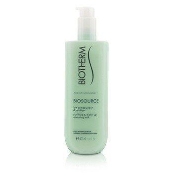 Biotherm Biosource Purifying & Make-Up Removing Milk - For Normal/Combination Skin
