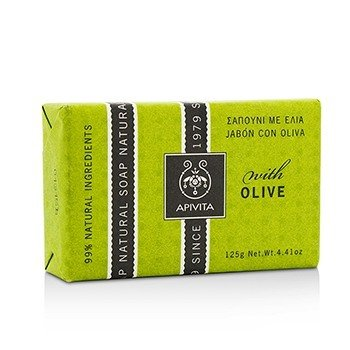 Apivita Natural Soap With Olive