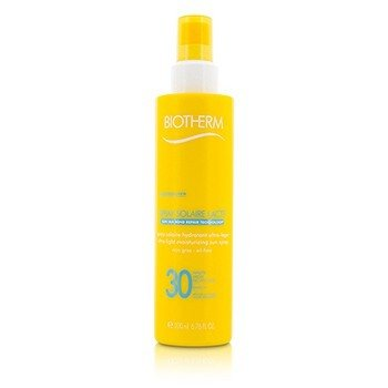 Biotherm Spray Solaire Lacte Ultra-Light Moisturizing Sun Spray SPF 30
