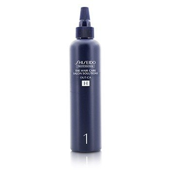 Shiseido The Hair Care Salon Solutions Out CA - # H (For High Damaged Hair)