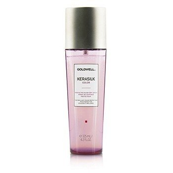 Goldwell Kerasilk Color Protective Blow-Dry Spray (For Color-Treated Hair)