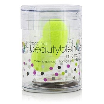 BeautyBlender BeautyBlender Micro Mini Set (2x Mini BeautyBlender) - Green