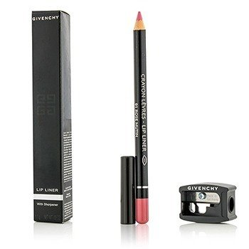 Givenchy Lip Liner (With Sharpener) - # 01 Rose Mutin