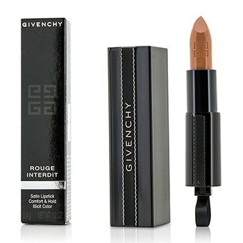 Givenchy Rouge Interdit Satin Lipstick - # 1 Secret Nude