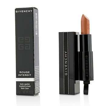 Givenchy Rouge Interdit Satin Lipstick - # 2 Serial Nude