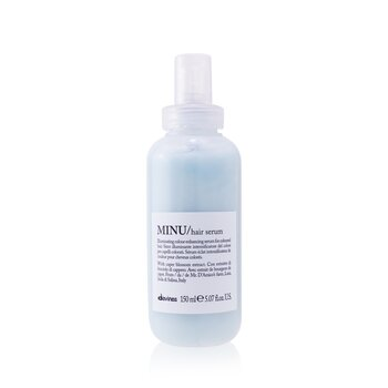 Davines Minu Hair Serum Illuminating Colour Enhancing Serum (For Coloured Hair)