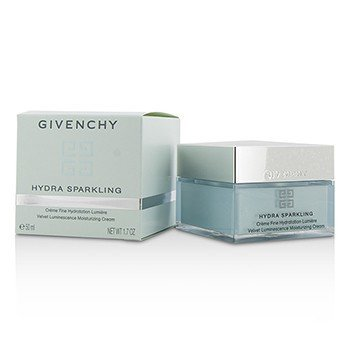 Givenchy Hydra Sparkling Velvet Luminescence Moisturizing Cream - Normal to Combination Skin