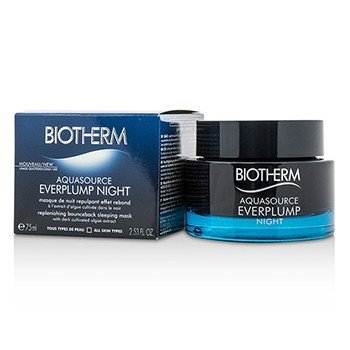 Biotherm Aquasource Everplump Night Replenishing Bounceback Sleeping Mask