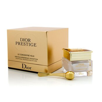 Christian Dior Prestige Le Concentre Yeux Exceptional Regenerating Eye Care