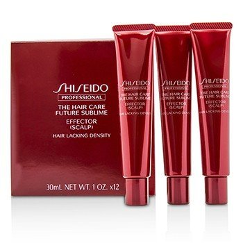 Shiseido The Hair Care Future Sublime Effector - Scalp (Hair Lacking Density)