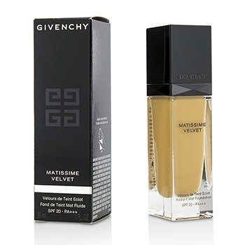 Givenchy Matissime Velvet Radiant Mat Fluid Foundation SPF 20 - #06 Mat Gold