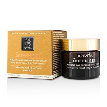 Apivita Queen Bee Holistic Age Defense Night Cream