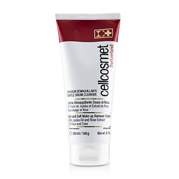 Cellcosmet and Cellmen Cellcosmet Gentle Cream Cleanser (Rich & Soft Make-Up Remover Cream)
