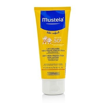 Very High Protection Sun Lotion SPF50+ - Sun Sensitive & Intolerant Skin
