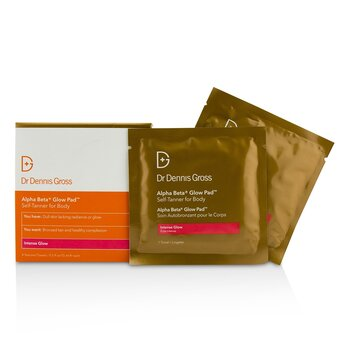Alpha Beta Glow Pad Self-Tanner For Body - Intense Glow