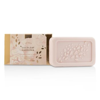 Goldleaf Gardenia Luxurious Bath Soap