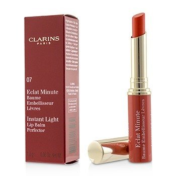 Clarins Eclat Minute Instant Light Lip Balm Perfector - # 07 Hot Pink