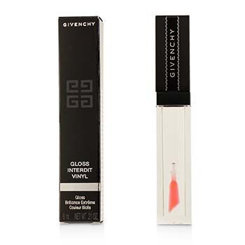 Givenchy Gloss Interdit Vinyl - # 01 Rose Revelateur