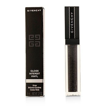 Givenchy Gloss Interdit Vinyl - # 16 Noir Revelateur