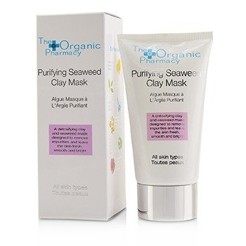 The Organic Pharmacy Purifying Seaweed Clay Mask (Limited Edition)