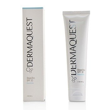 DermaQuest Essentials SheerZinc SPF 30