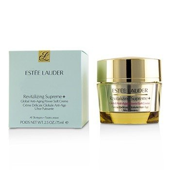 Estee Lauder Revitalizing Supreme + Global Anti-Aging Power Soft Creme - For All Skin Types