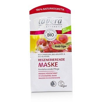 Lavera Organic Cranberry & Argan Oil Anti-Age Regenerating Mask