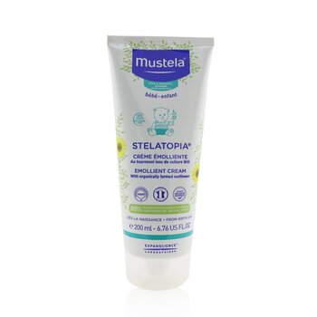 Mustela Stelatopia Emollient Cream - For Atopic-Prone Skin