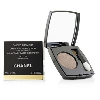 Chanel Ombre Premiere Longwear Powder Eyeshadow - # 14 Talpa (Satin)
