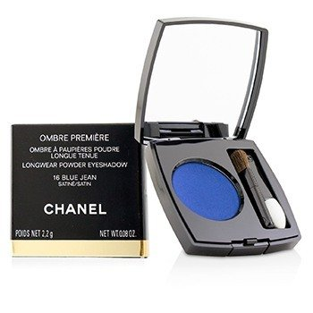 Chanel Ombre Premiere Longwear Powder Eyeshadow - # 16 Blue Jean (Satin)