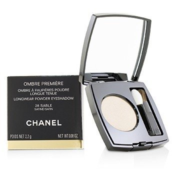 Chanel Ombre Premiere Longwear Powder Eyeshadow - # 28 Sable (Satin)