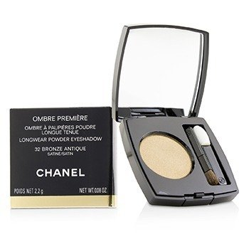 Chanel Ombre Premiere Longwear Powder Eyeshadow - # 32 Bronze Antique (Satin)
