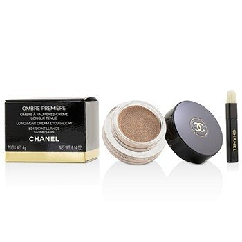 Chanel Ombre Premiere Longwear Cream Eyeshadow - # 804 Scintillance (Satin)