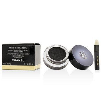 Chanel Ombre Premiere Longwear Cream Eyeshadow - # 812 Noir Petrole (Satin)