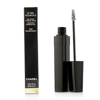 Chanel Le Gel Sourcils Longwear Eyebrow Gel - # 350 Transparent