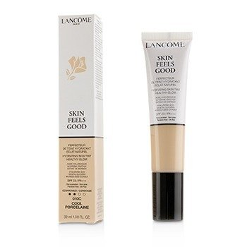 Lancome Skin Feels Good Hydrating Skin Tint Healthy Glow SPF 23 - # 010C Cool Porcelaine