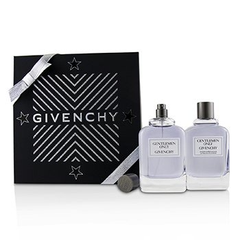 Givenchy Gentlemen Only Coffret: Eau De Toilette Spray 100ml + After Shave Lotion 100ml