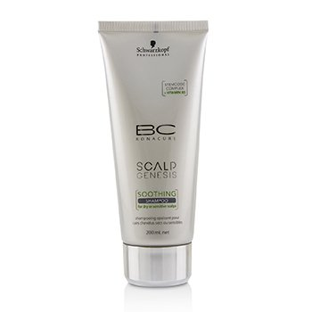 Schwarzkopf BC Scalp Genesis Soothing Shampoo (For Dry or Sensitive Scalps)