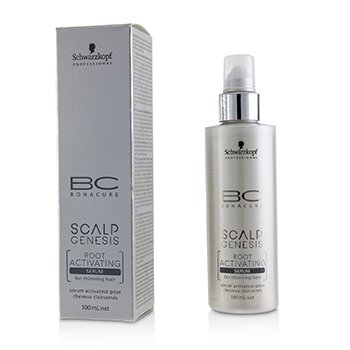 Schwarzkopf BC Scalp Genesis Root Activating Serum (For Thinning Hair)