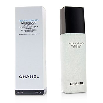Chanel Hydra Beauty Micro Liquid Essence Refining Energizing Hydration