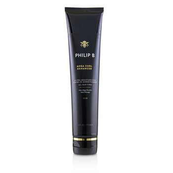 Philip B Mega Curl Enhancer (Ultra-Moisturizing Leave-In Conditioner - All Hair Types)
