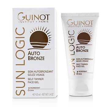 Guinot Sun Logic Auto Bronze Self-Tanner Face Gel