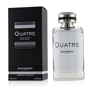 Boucheron Quatre Eau De Toilette Spray