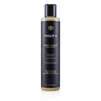 Philip B White Truffle Shampoo (Ultra-Rich Moisture - Dry Coarse Damaged or Curly)
