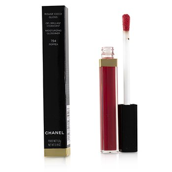 Chanel Rouge Coco Gloss Moisturizing Glossimer - # 794 Poppea