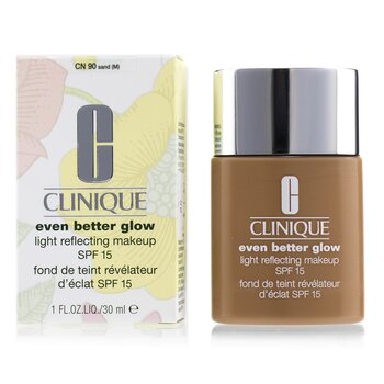 Clinique Even Better Glow Light Reflecting Makeup SPF 15 - # CN 90 Sand