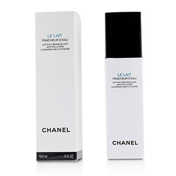 Chanel Le Lait Anti-Pollution Cleansing Milk-To-Water