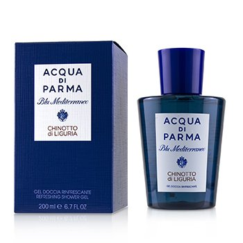 Acqua Di Parma Blu Mediterraneo Chinotto Di Liguria Refreshing Shower Gel