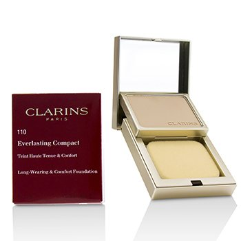 Clarins Everlasting Compact Foundation - # 110 Honey
