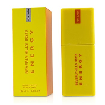 Beverly Hills Energy Eau De Toilette Spray